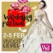 Wedding Festival at VivoCity, 2 – 5 Feb 2017
