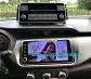 Nissan Micra 2017 radio Car android wifi GPS navigation camera