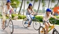 Cycle Bi-pedal Bike Go green cheap ticket discount Sentosa Aquarium Adventure Cove Zoo Bird Park