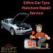 Car Tyre Repair 24HRS Service — Swift Battery Specialist