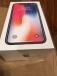 Apple iPhone X 256gb Space grey SEALED