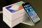 Apple - iPhone X 256GB - Silver