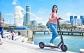 Segway minipro Scooter at Marina Bay cheap ticket discount Garden by the bay Sky Park marina