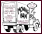 VAN WITH HELPER & DRIVER CALL JOAN  90229049