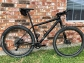cannondale f-si Black, INC Large shimano XTR DI2, Enve rims, chris king hubs
