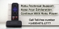 Roku Stick Customer Support Phone Number +1-833-671-1777