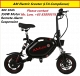 AM Tempo Electric Scooter (LTA Compliance)