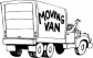VAN WITH HELPER & DRIVER FR $80 CALL JOAN 90229049