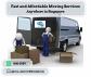 Van with driver + 1 helper $80 (+65 8141 0059)