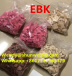 EBK many color crystal supply