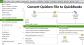 Easy ways to convert Quicken file to QuickBooks