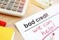Bad Credit? We Cah Help You!