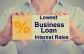 Business [L]oan | 0 Processing Fee | Low Interest Rate