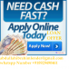 Quick financial cash offer Apply now no collateral required
