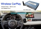 Mazda CX-3 Wireless Apple CarPlay Original Screen Update