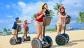 Segway Go green cheap ticket discount promotion Sentosa Aquarium Adventure Cove Universal cable car