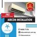 Best aircon installation