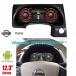 Nissan Patrol Refit multimedia dashboard Modification Android Car GPS