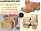 Quality & Affordable Carton Boxes For Your Removal/Storage Services.
