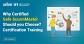 Safe Advanced Scrum Master Online Certification