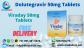 Efavirenz Emtricitabine Tenofovir Disoproxil Fumarate Price India | Viraday Tablets Supplier | Buy H